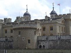 Крепость Тауэр. Лондон. Англия