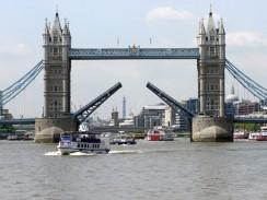 Тауэрский мост. Лондон. Англия