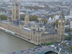 Вестминстерский дворец. Лондон. Англия