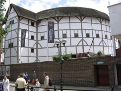 Англия. Лондон. Театр «Глобус»