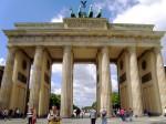 Германия. Берлин. Бранденбургские ворота.