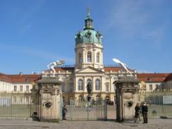 Дворец Шарлоттенбург. Берлин. Германия.