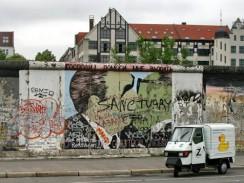 Германия. Берлинская стена