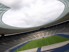 Германия. Олимпийский стадион в Берлине