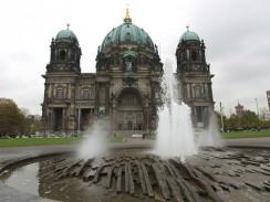 Фасад Берлинского кафедрального собора. Германия