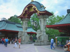 Германия. Берлинский зоопарк