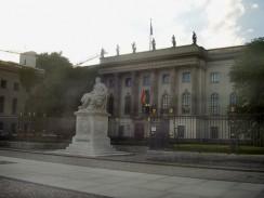 Германия. Берлинский университет имени Гумбольдта