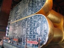 Таиланд. Бангкок. В Храме Спящего Будды (Wat Pho)