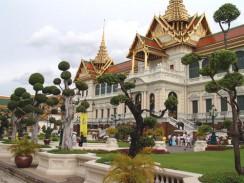 Большой Королевский Дворец. Бангкок. Таиланд.