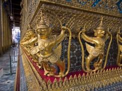 Бангкок. Храм Изумрудного Будды является предметом национальной гордости тайцев