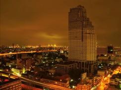 Таиланд. Центр современного Бангкока — «Силом»