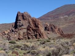 Подножие вулкана Тейде. Тенерифе. Испания.