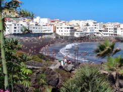 Испания. Тенерифе. Пляж Джардин.