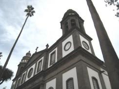 Кафедральный собор Богоматери Ремедиос. Остров Тенерифе. Испания