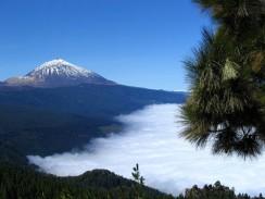 Вулкан Тейде. Тенерифе. Испания.
