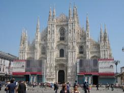 Италия. Миланский кафедральный собор — Duomo di Milano