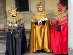 Венецианский карнавал. Италия.
