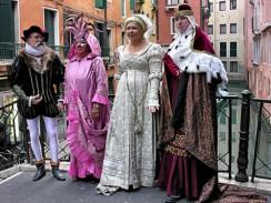 Италия. Венеция. Карнавал.