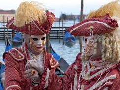 Италия. Знаменитый венецианский карнавал во время которого разрешалось делать многое...