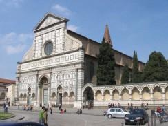 Церковь Санта Мария Новелла. Флоренция. Италия.