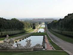 Италия. Неаполь. Казерта.  Еще один Королевский дворец