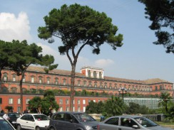 Королевский дворец в Неаполе. Италия.