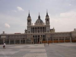 Кафедральный собор Альмудена. Мадрид. Испания.