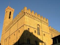 Дворец Барджелло. Флоренция. Италия.