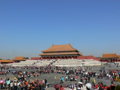 Запретный город — главный дворцовый комплекс китайских императоров. Пекин. Китай.