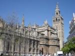 Испания. Севильский кафедральный собор.