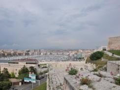 Форт Saint Nicolas. Марсель. Франция.