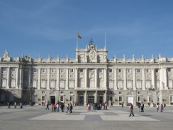 Королевский дворец Palacio Real. Мадрид. Испания