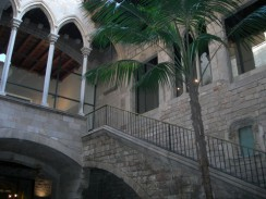 Испания. Барселона. Музей Пикассо.