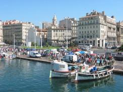 «Старый Порт». Марсель. Франция.