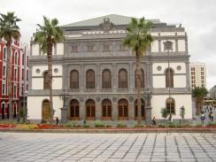 Театр Perez Galdos. Лас-Пальмас. Испания