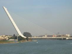 Испания. Севилья. Мост Аламильо.