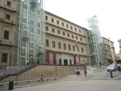 Музей королевы Софии. Мадрид. Испания.