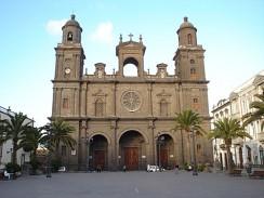 Собор святой Анны. Лас-Пальмас. Канарские острова