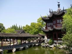 «Сад Радости» — сад Юй Юань. Шанхай. Китай.