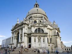 Собор Санта-Мария делла Салюте. Италия. Венеция