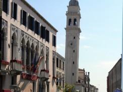 Италия. Венеция. Церковь Сан-Джорджо ди Гречи