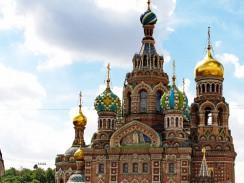 Собор Воскресения Христова (Храм Спаса-на-Крови). Санкт-Петербург. Россия