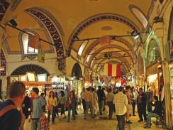 Старинный базар Капалы Чарши. Стамбул. Турция