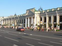 Гостиный двор. Санкт-Петербург. Россия