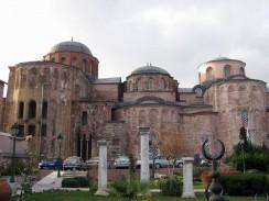 Турция. Стамбул. Византийский Монастырь Пантократора