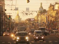 Россия. Санкт-Петербург. Невский проспект