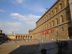 Италия. Флоренция. Дворец Палаццо Питти