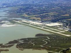 Италия. Материковая часть Венеции. Аэропорт Марко Поло