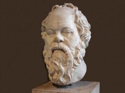 Сократ — гражданин Афин. Греция