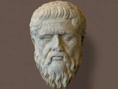 Платон — известный гражданин Афин. Греция